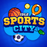 Sports City Tycoon – Idle Sports Games Simulator  1.11.0 APK (MOD, Unlimited Money)