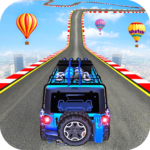 Impossible Jeep Stunt Driving: Impossible Tracks 1.2 APK (MOD, Unlimited Money)