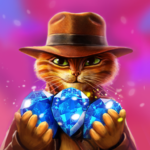 Indy Cat Match 3 Puzzle Adventure  1.85 APK (MOD, Unlimited Money)