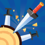 Knife throw game 2020 1.21 APK (MOD, Unlimited Money)