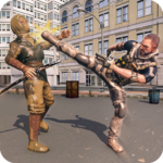 Kung Fu Commando 2020 : New Fighting Games 2020 4.6 APK (MOD, Unlimited Money)