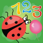 Learning numbers is funny. Toddlers learning games 2.3 APK (MOD, Unlimited Money)