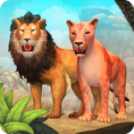Lion Family Sim Online – Animal Simulator 3.9 APK (MOD, Unlimited Money)
