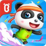 Little Panda Run 8.40.00.10 APK (MOD, Unlimited Money)