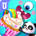 Little Panda's Monster Friends  8.53.00.00 APK (MOD, Unlimited Money)