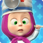 Masha and the Bear: Free Animal Games for Kids 3.9.3 APK (MOD, Unlimited Money)