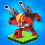 Merge Robots Click & Idle Tycoon Games 1.6.5 APK (MOD, Unlimited Money)