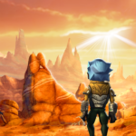 Mines of Mars Scifi Mining RPG 4.2005 APK (MOD, Unlimited Money)