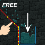 Physics Puzzles: Fill Water Bucket Free 1.0.25 APK (MOD, Unlimited Money)