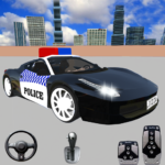 Police Extreme Car Hard Parking:New Car Game 2020 1.0.0 APK (MOD, Unlimited Money)