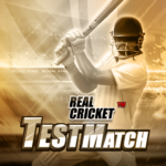 Real Cricket™ Test Match 1.0.7 APK (MOD, Unlimited Money)