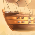 Sky Battleship – Total War of Ships 0.9.9.8  APK (MOD, Unlimited Money)