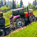 Tractor Pull & Farming Duty Game 2019  1.0 APK (MOD, Unlimited Money)