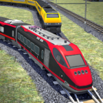 Train Racing Simulator: Free Train Games 10.2 APK (MOD, Unlimited Money)