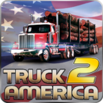 Truck Simulator 2 – America USA 1.0.0 APK (MOD, Unlimited Money)