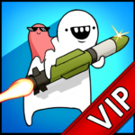 [VIP]Missile Dude RPG: Tap Tap Missile 92 APK (MOD, Unlimited Money)