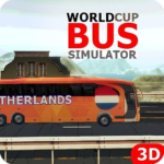 World Cup Bus Simulator 3D 2.1 APK (MOD, Unlimited Money)