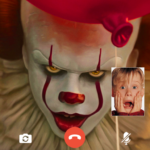 scary clown fake video call 15.0 APK (MOD, Unlimited Money)