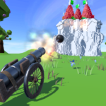 Cannons Evolved – Cannon & Ball Shooting Game 1.2.9992 APK (MOD, Unlimited Money)