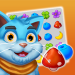 Cat Heroes Match 3 Puzzle Adventure with Cats 64.5.1 APK (MOD, Unlimited Money)
