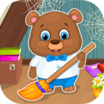 Cleaning the house 1.1.2 APK (MOD, Unlimited Money)