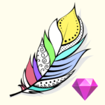 Coloring Diorama (Paid) : Color by Number 1.8.6 APK (MOD, Unlimited Money)