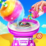 💜Cotton Candy Shop – Cooking Game🍬 6.3.5038 APK (MOD, Unlimited Money)