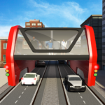 Elevated Bus Simulator: Futuristic City Bus Games 2.3 APK (MOD, Unlimited Money)