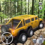 Extreme Offroad Mud Truck Simulator 6×6 Spin Tires 2.4 APK (MOD, Unlimited Money)
