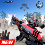 FPS Air Shooting : Fire Shooting action game 112 APK (MOD, Unlimited Money)