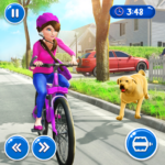 Family Pet Dog Home Adventure Game 1.2.1 APK (MOD, Unlimited Money)