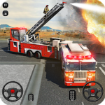 Fire Truck Driving School: 911 Emergency Response 1.7 APK (MOD, Unlimited Money)