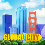 Global City Build your own world. Building Game 0.2.5129 APK (MOD, Unlimited Money)