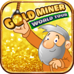 Gold Miner World Tour: Gold Rush Puzzle RPG Game 1.7.4 APK (MOD, Unlimited Money)