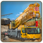 Heavy Crane Simulator Game 2019 – CONSTRUCTION SIM 1.2.5 APK (MOD, Unlimited Money)