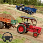 Hill Cargo Tractor Trolley Simulator Farming Game 1.0 APK (MOD, Unlimited Money)