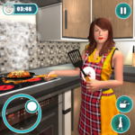 Home Chef Mom 2020 : Family Games 1.1.2 APK (MOD, Unlimited Money)