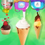 Ice Cream Cone Maker Factory: Ice Candy Games 1.0.7 APK (MOD, Unlimited Money)