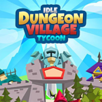 Idle Dungeon Village Tycoon – Adventurer Village 1.3.0 APK (MOD, Unlimited Money)