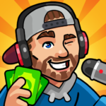 Idle Tuber – Become the world's biggest Influencer 1.1.10 APK (MOD, Unlimited Money)
