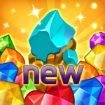 Jewels fantasy:  Easy and funny puzzle game 1.7.2  APK (MOD, Unlimited Money)