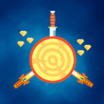 Knife Hitting : Throw Knife Hit Target 1.6.8 APK (MOD, Unlimited Money)