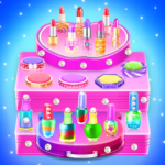 Makeup kit cakes : cosmetic box makeup cake games 1.0.12 APK (MOD, Unlimited Money)