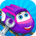 Mechanic : repair of trains 1.1.4 APK (MOD, Unlimited Money)