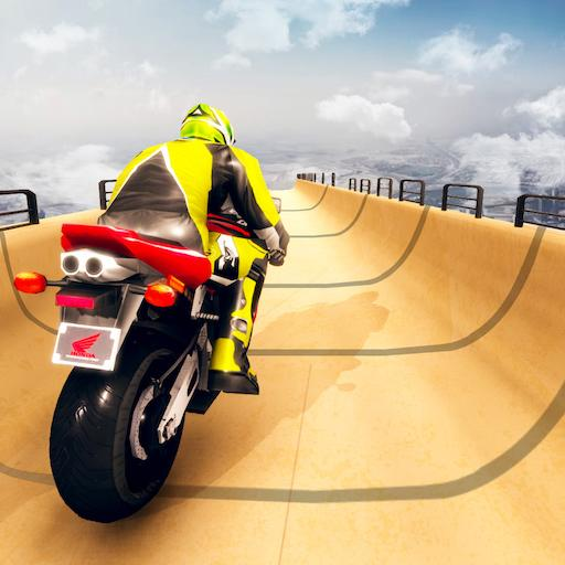 Mega Ramp Impossible Tracks Stunt Bike Rider Games 2.9.4 APK (MOD, Unlimited Money)