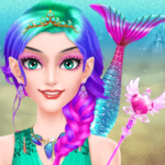 Mermaid Makeup Salon – Girls Fashion Beauty 6.0 APK (MOD, Unlimited Money)