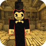 Mod Horror Ink Machine For MCPE 2.5 APK (MOD, Unlimited Money)