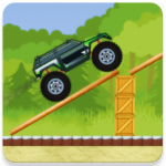 Monster Truck Racing Game – Big Tyres on Hill 4.3 APK (MOD, Unlimited Money)