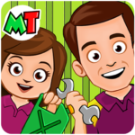 My Town: Car Repair – Garage & Mechanic Workshop  1.11 APK (MOD, Unlimited Money)