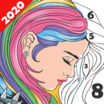 Paint Color: Coloring by Number for Adults 2.2.3  APK (MOD, Unlimited Money)